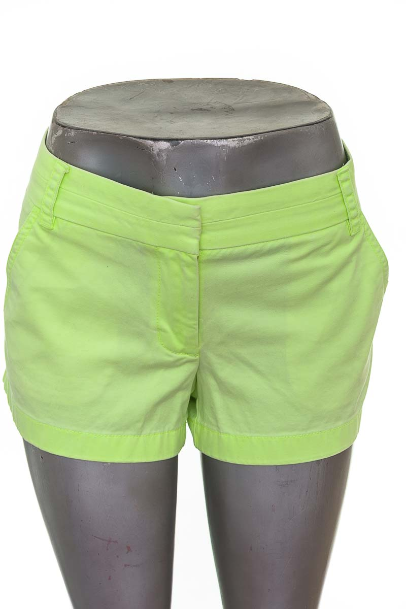 Short Casual color Verde - J. Crew
