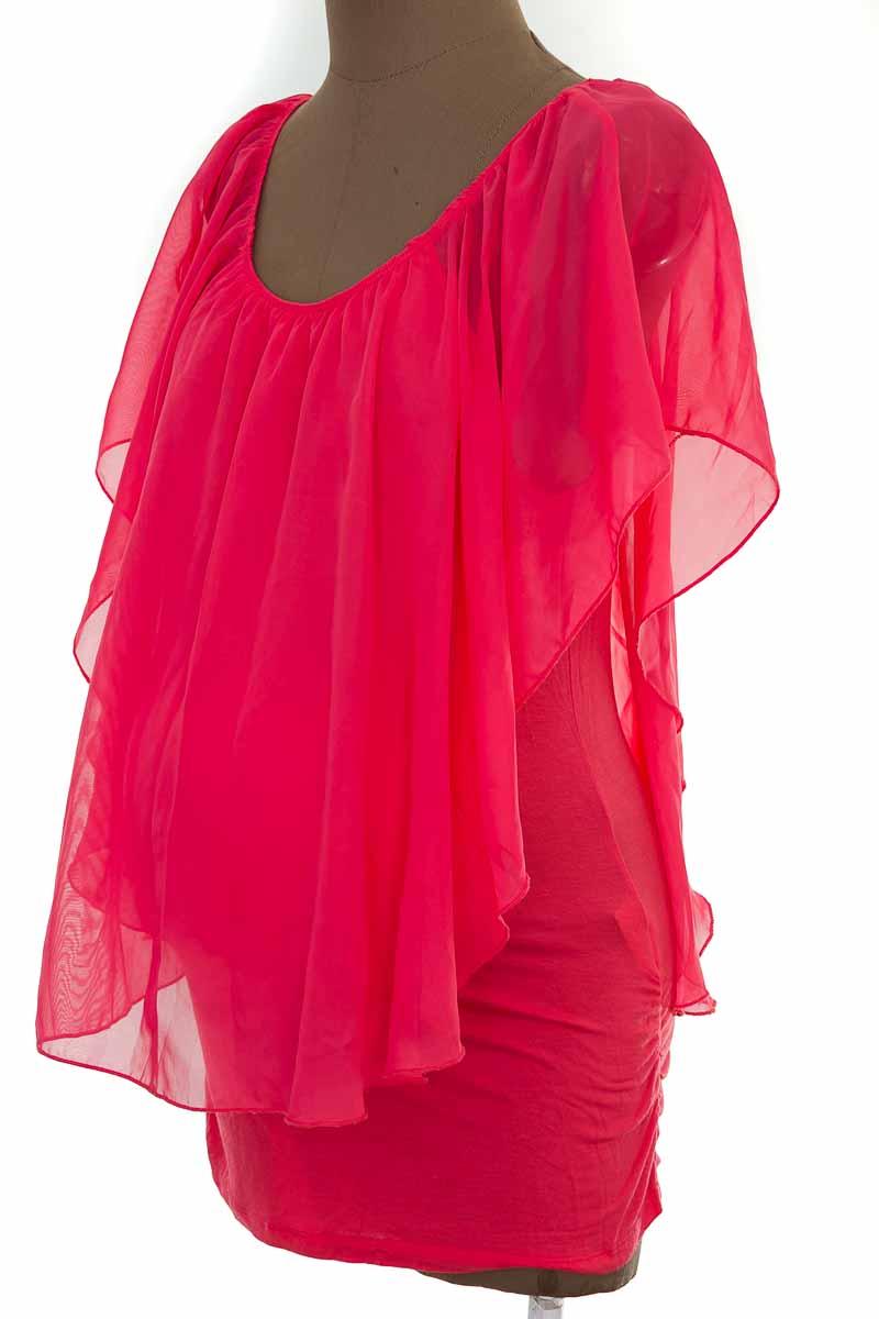 Blusa color Fucsia - Anabelle Maternity