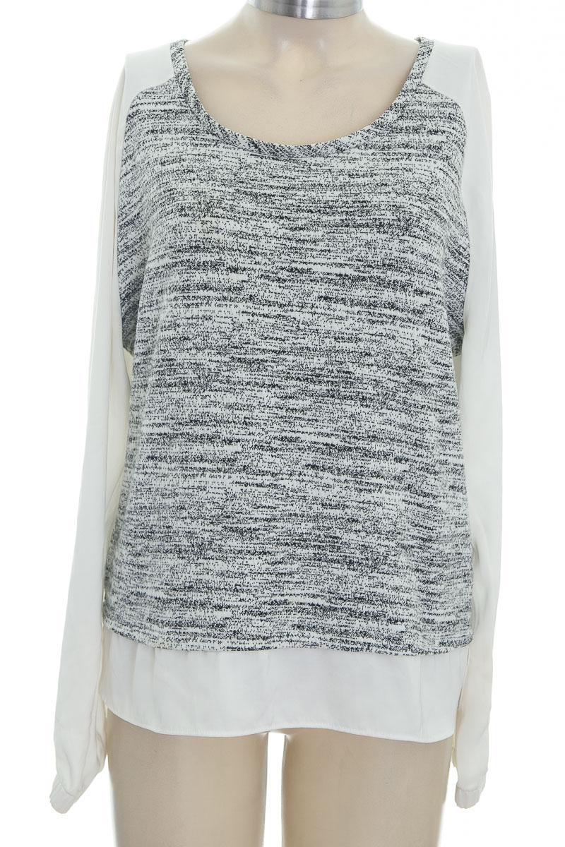 Blusa color Gris - Calvin Klein