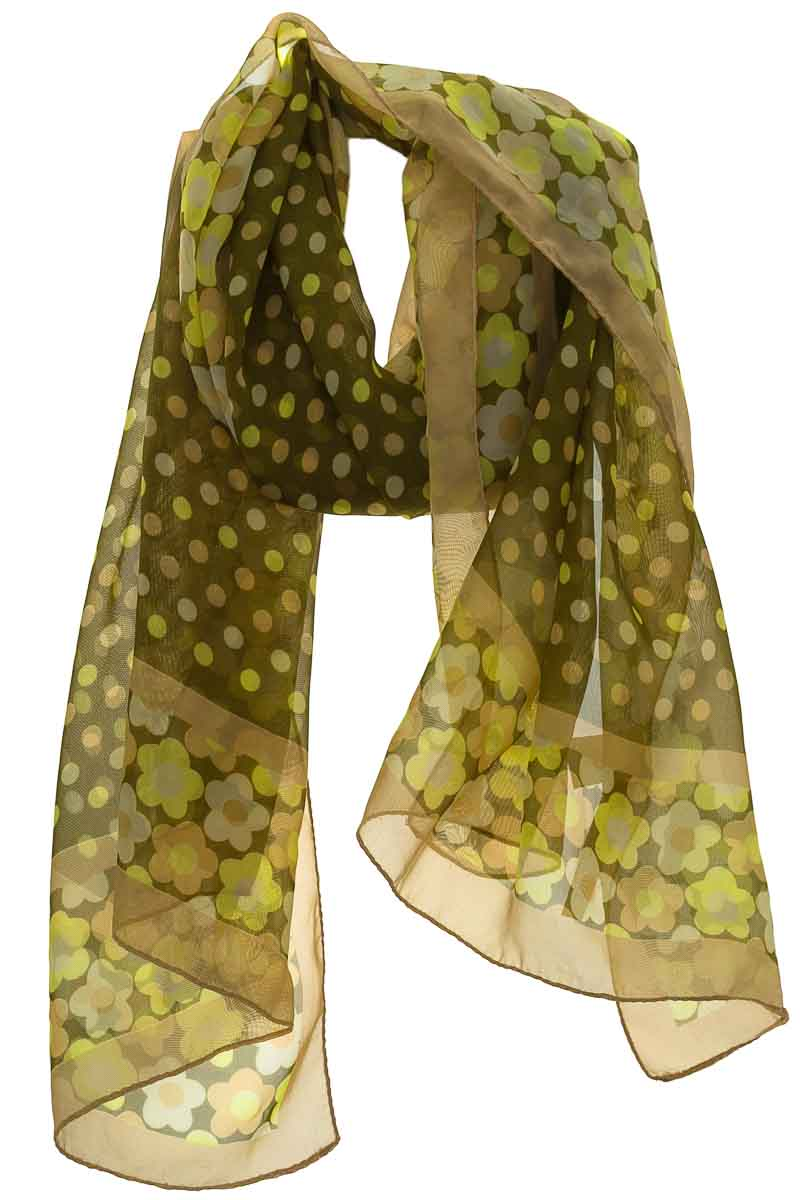 Accesorios Bufanda color Verde - Gami Fashion