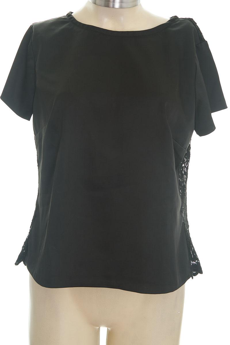 Blusa color Negro - Carlos Chaverra