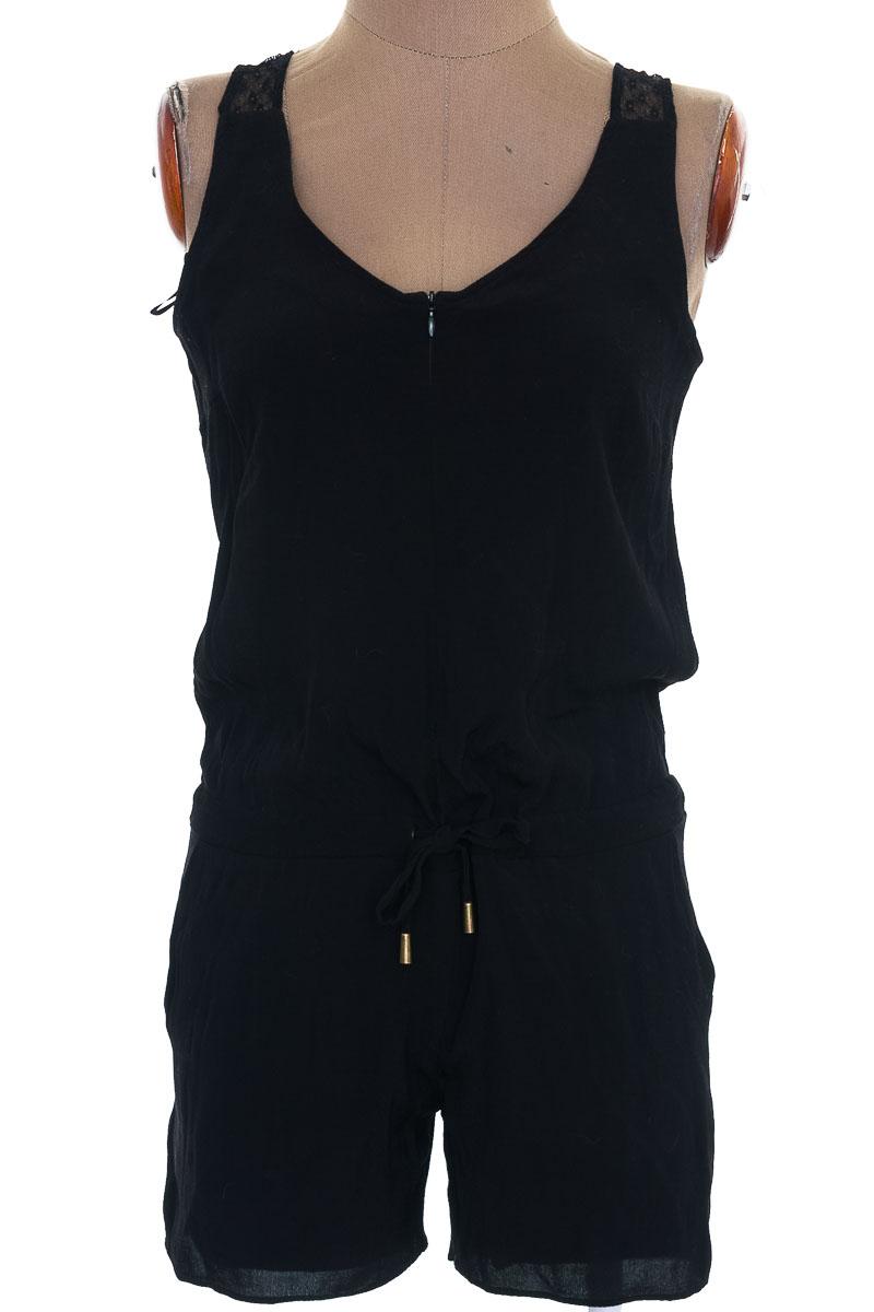 Vestido / Enterizo Enterizo color Negro - NAF NAF