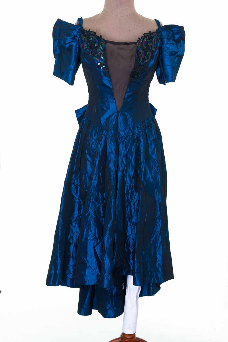 Vestido / Enterizo Casual color Azul - Eve Of Milady