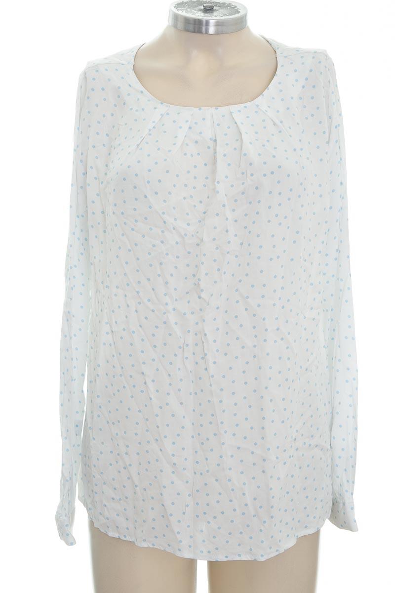 Blusa color Blanco - Lec