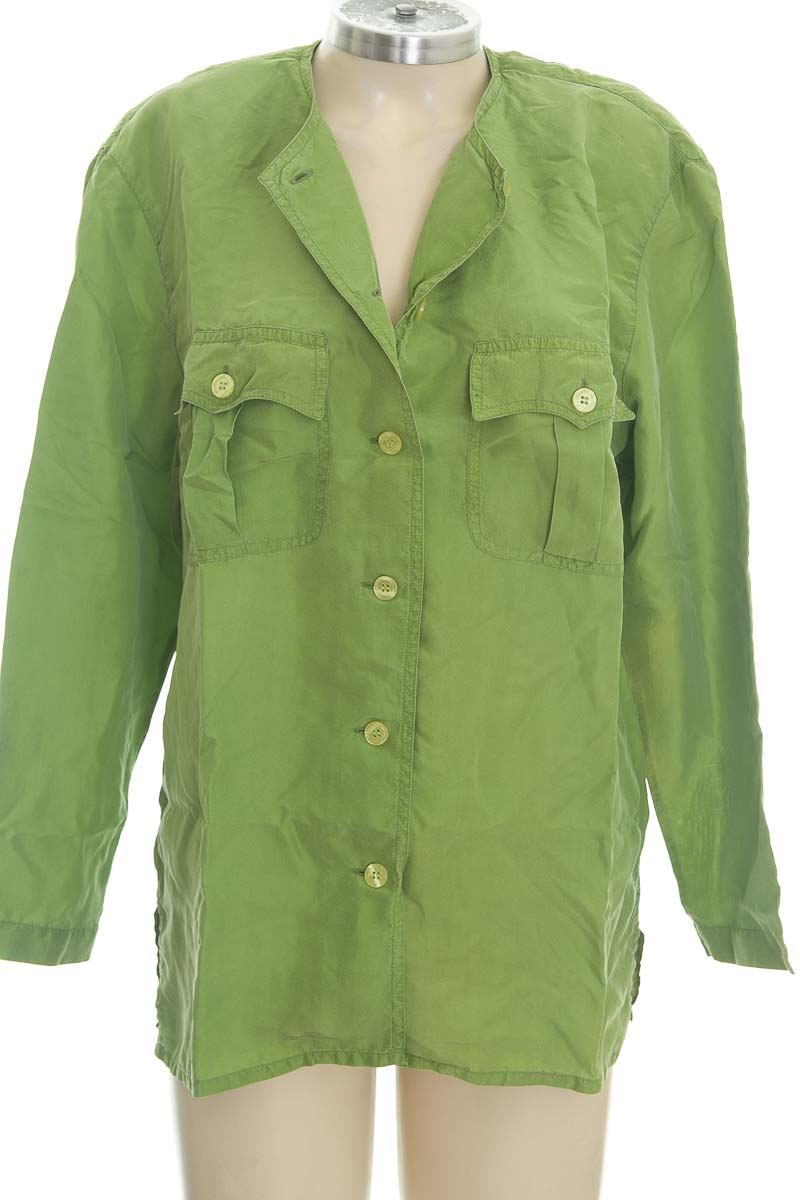 Blusa color Verde - Sady King