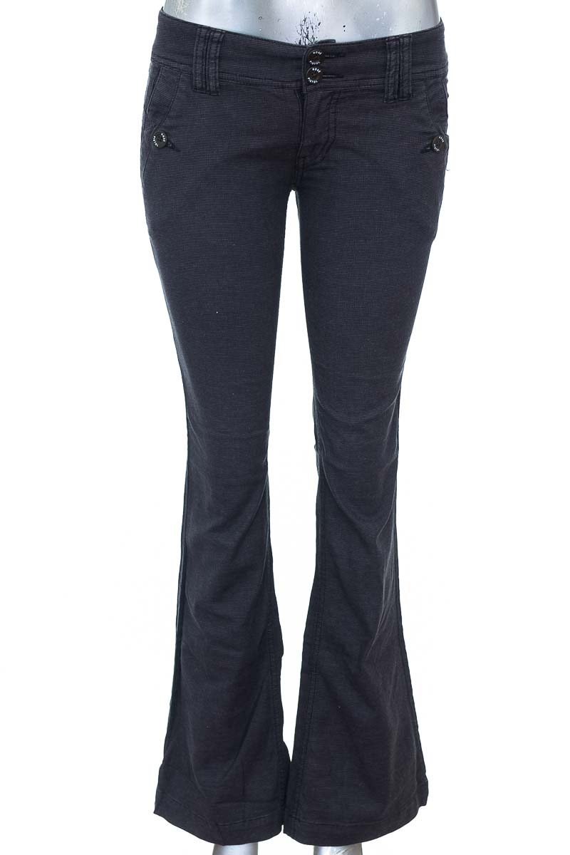 Pantalón Casual color Negro - ROSE PISTOL