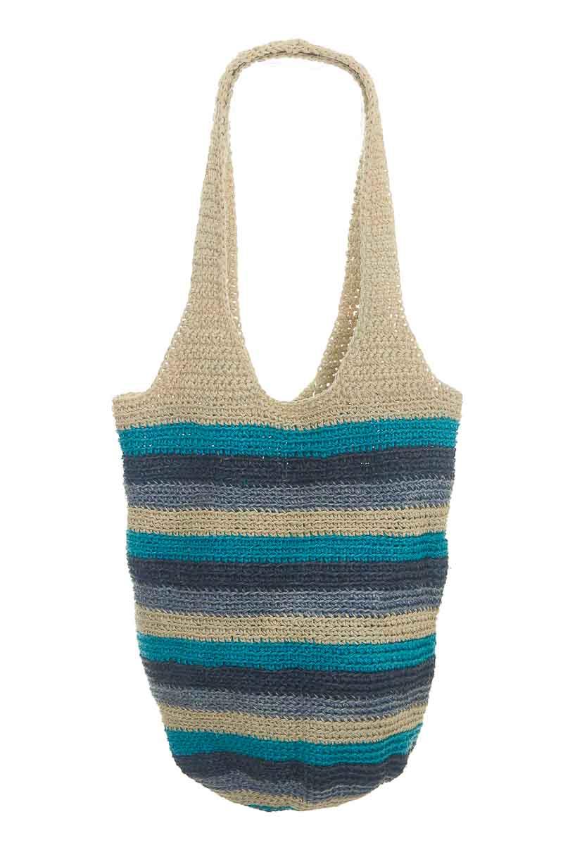Cartera / Bolso / Monedero color Azul - Closeando