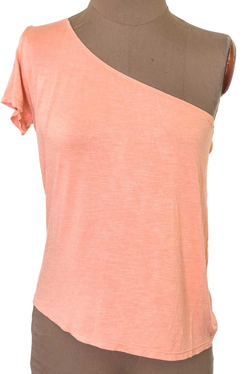 Top / Camiseta color Salmón - Pacífika