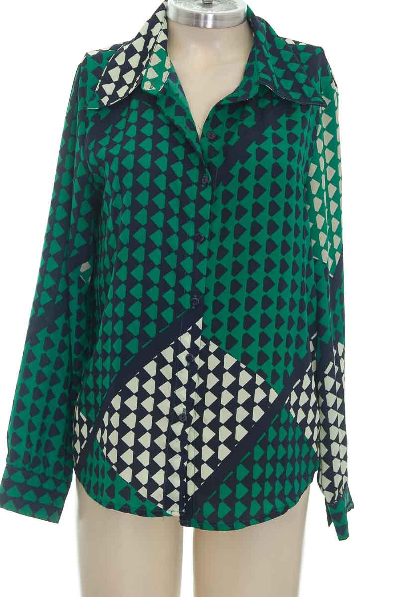 Blusa color Verde - J.CAI
