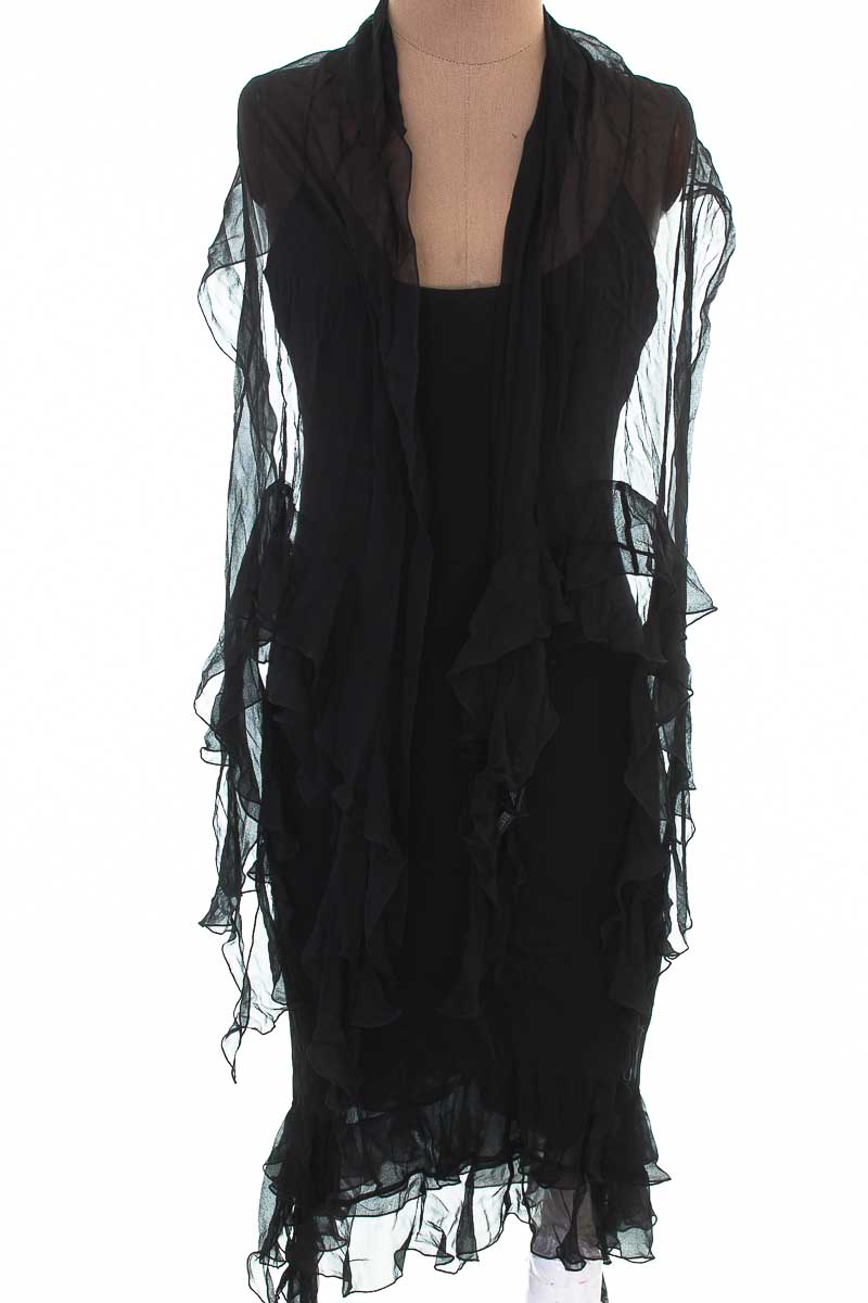 Vestido / Enterizo Fiesta color Negro - Jones New York