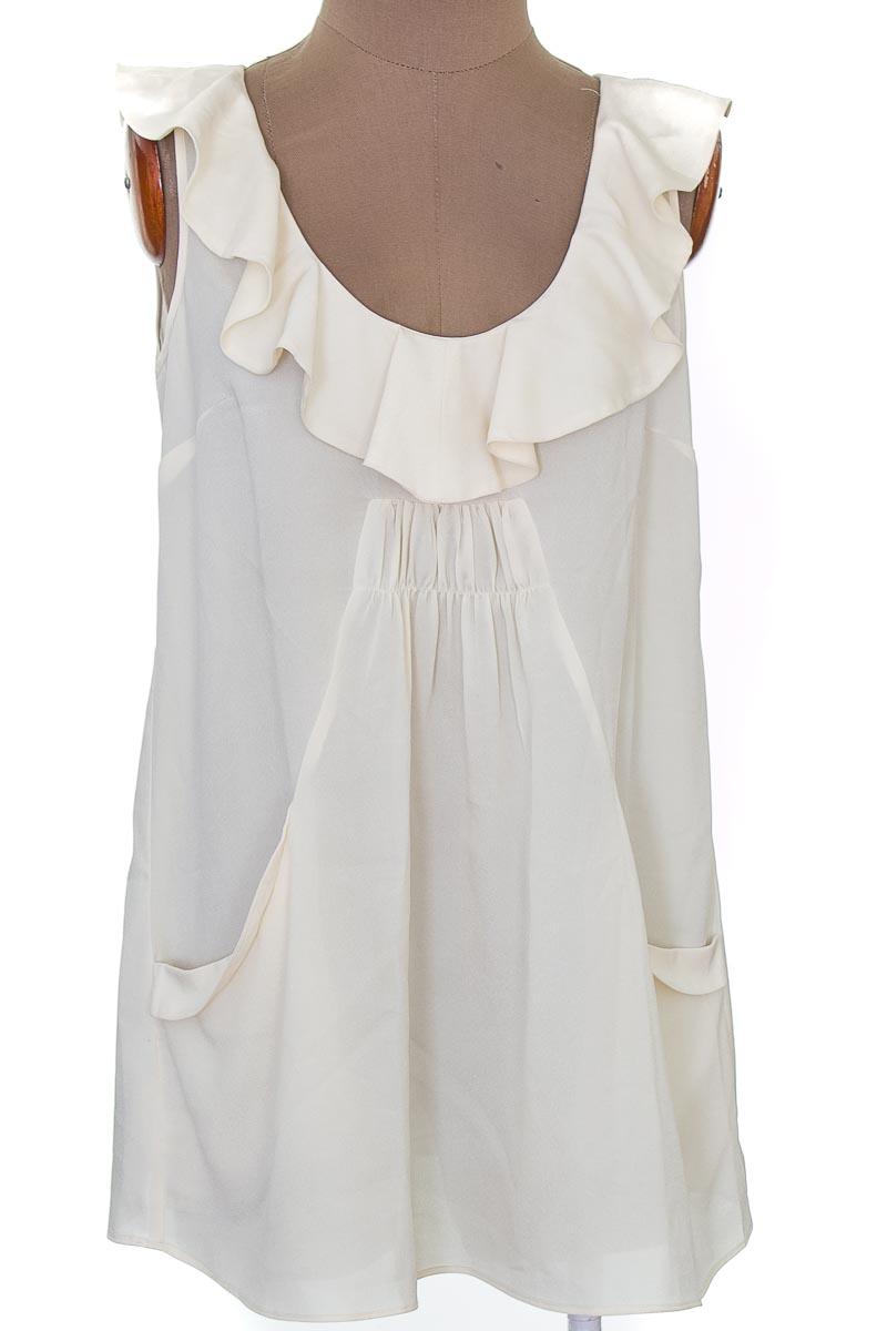 Blusa color Blanco - Daniel Rainn