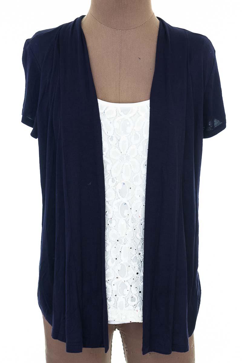 Blusa Formal color Azul - Agenda