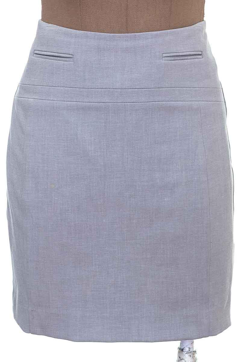 Falda Elegante color Gris - Express
