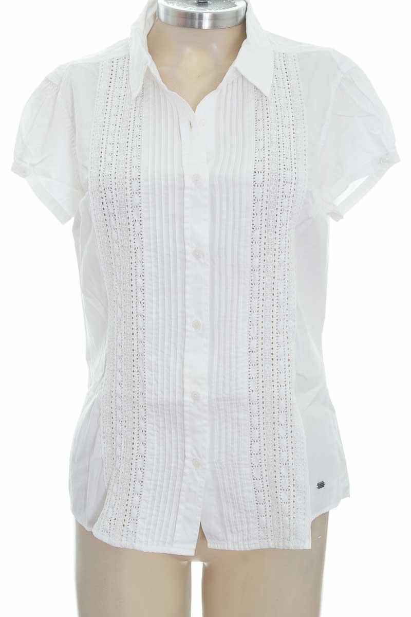 Blusa color Blanco - Tommy Hilfiger