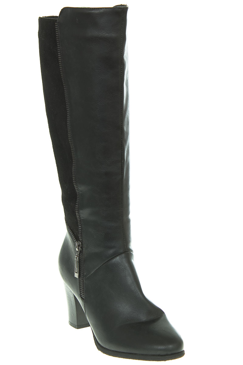 Zapatos Bota color Negro - Dressbarn