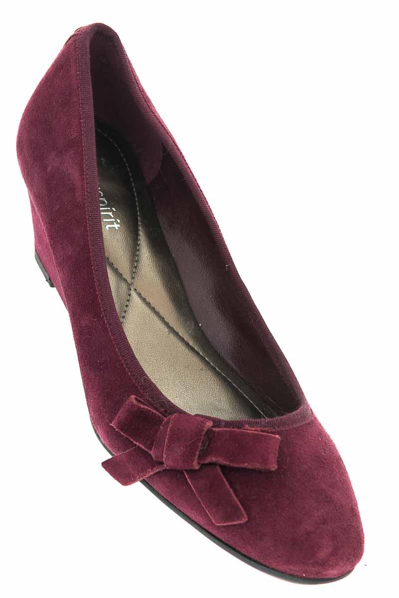 Zapatos Tacón color Vinotinto - easy spirit