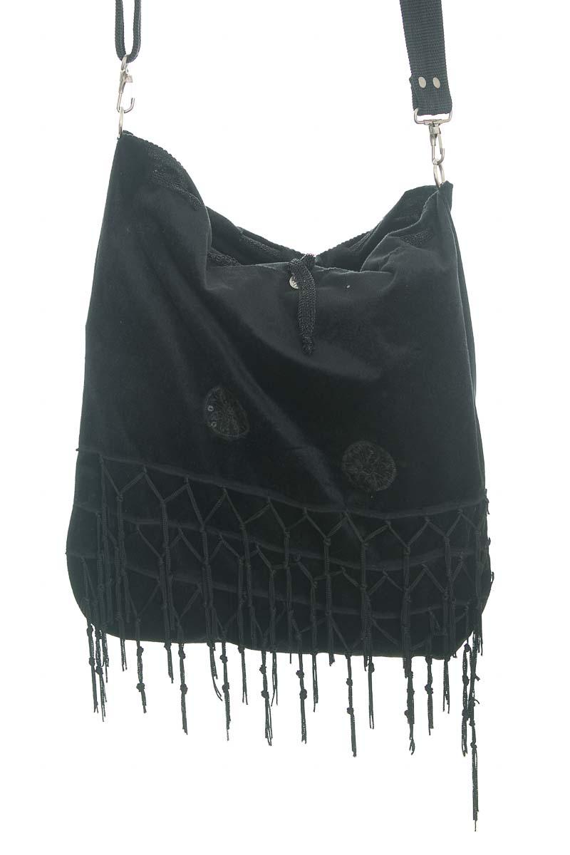 Cartera / Bolso / Monedero color Negro - MNG