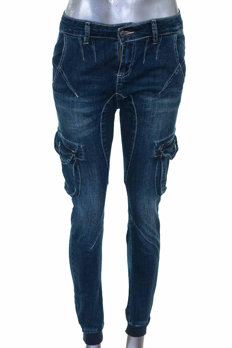 Pantalón Jeans color Azul - Simply Chic