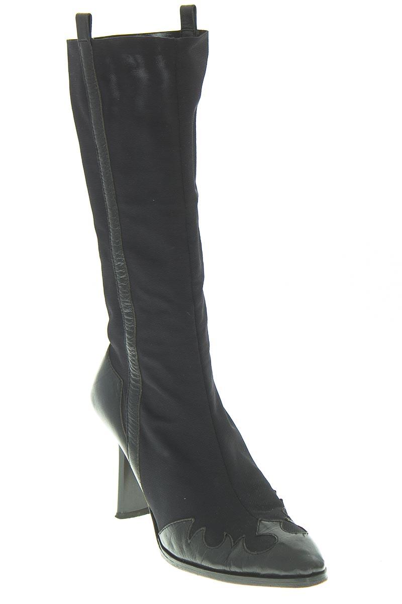 Zapatos Bota color Negro - Closeando