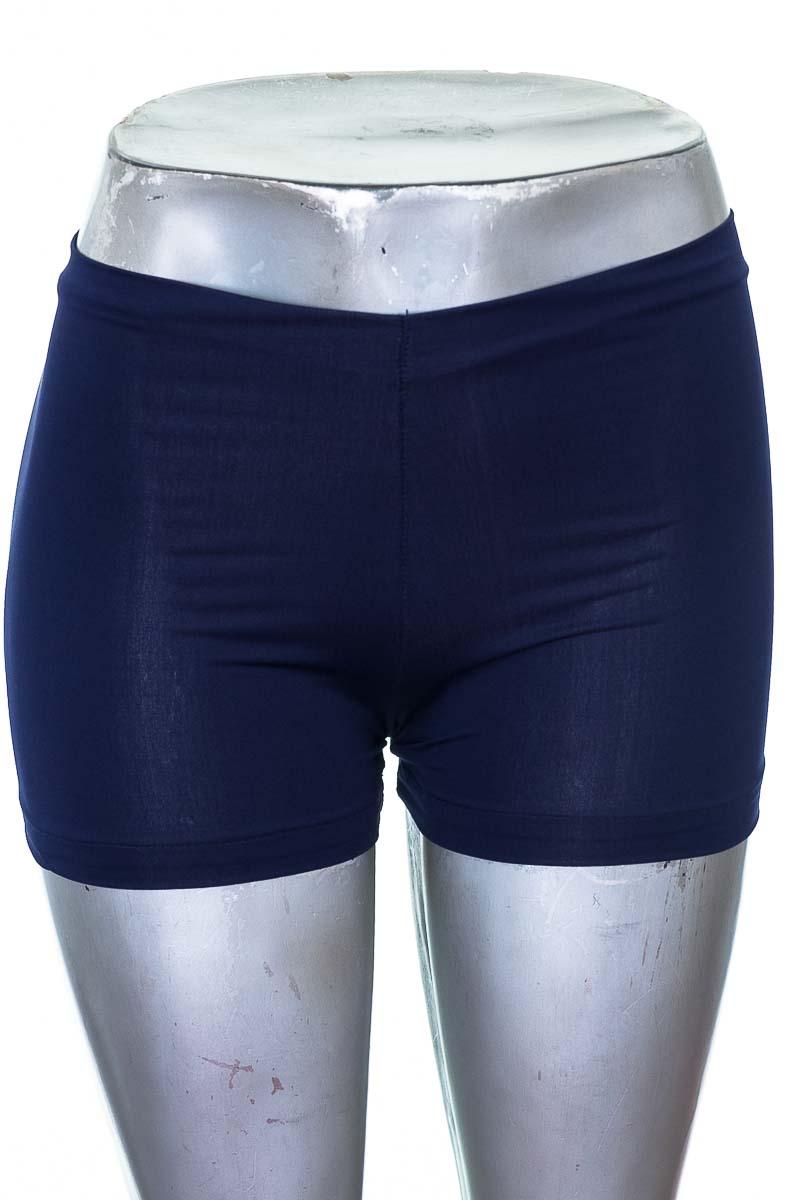 Short Casual color Azul - Closeando