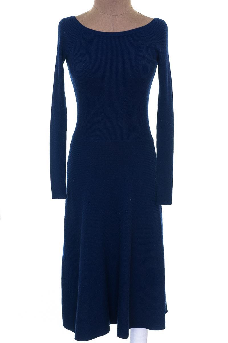 Vestido / Enterizo Casual color Azul - Massimo Dutti
