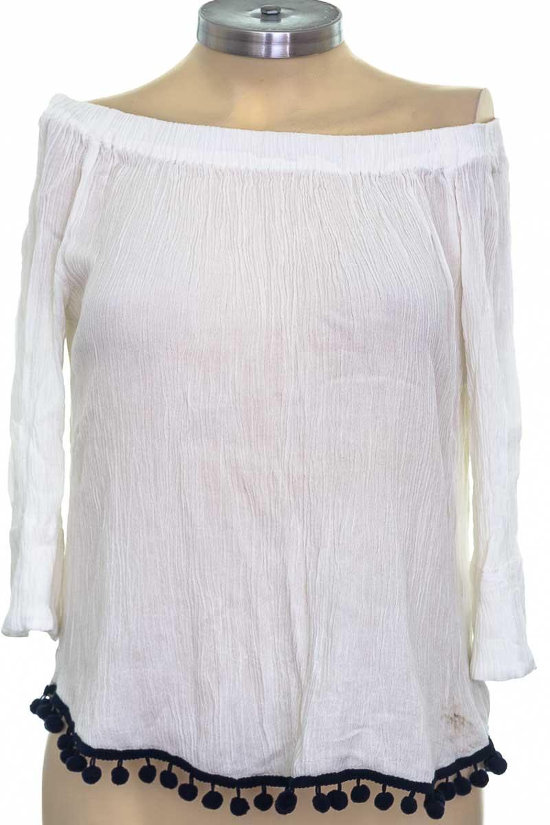 Blusa color Blanco - Basement