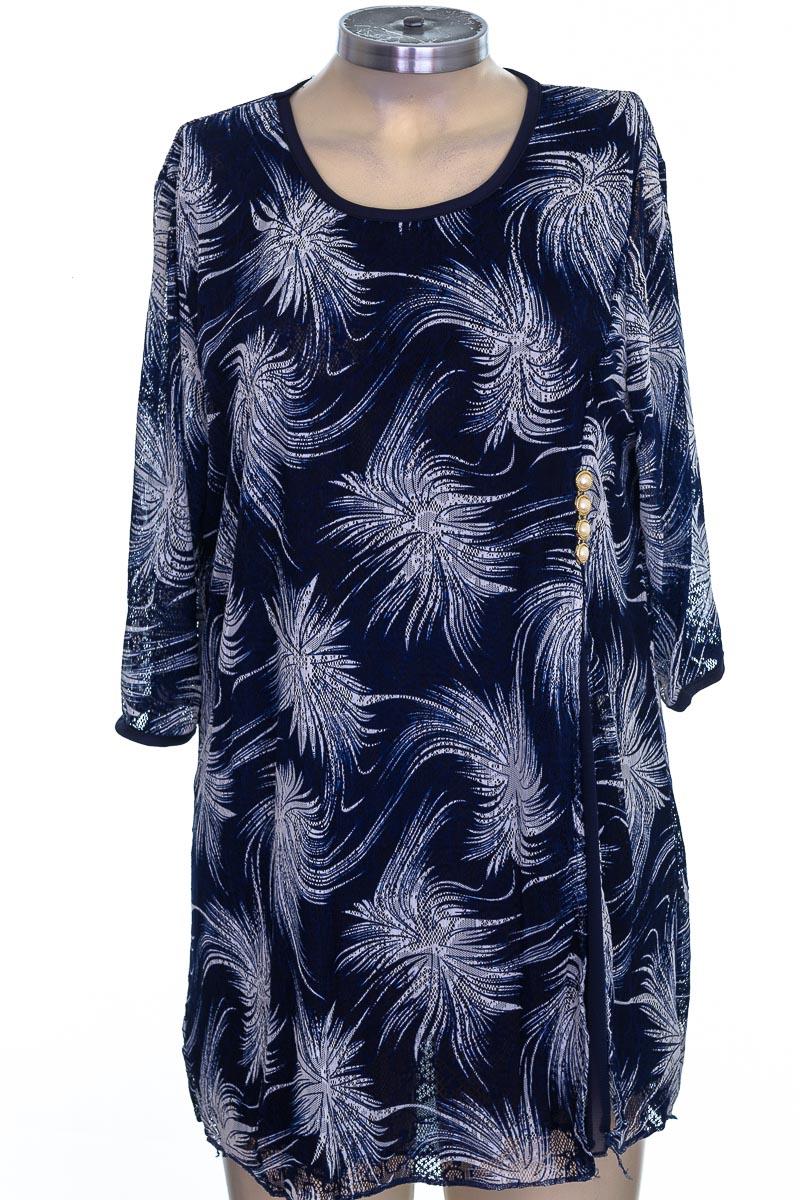 Blusa color Azul - Aia-Fashion