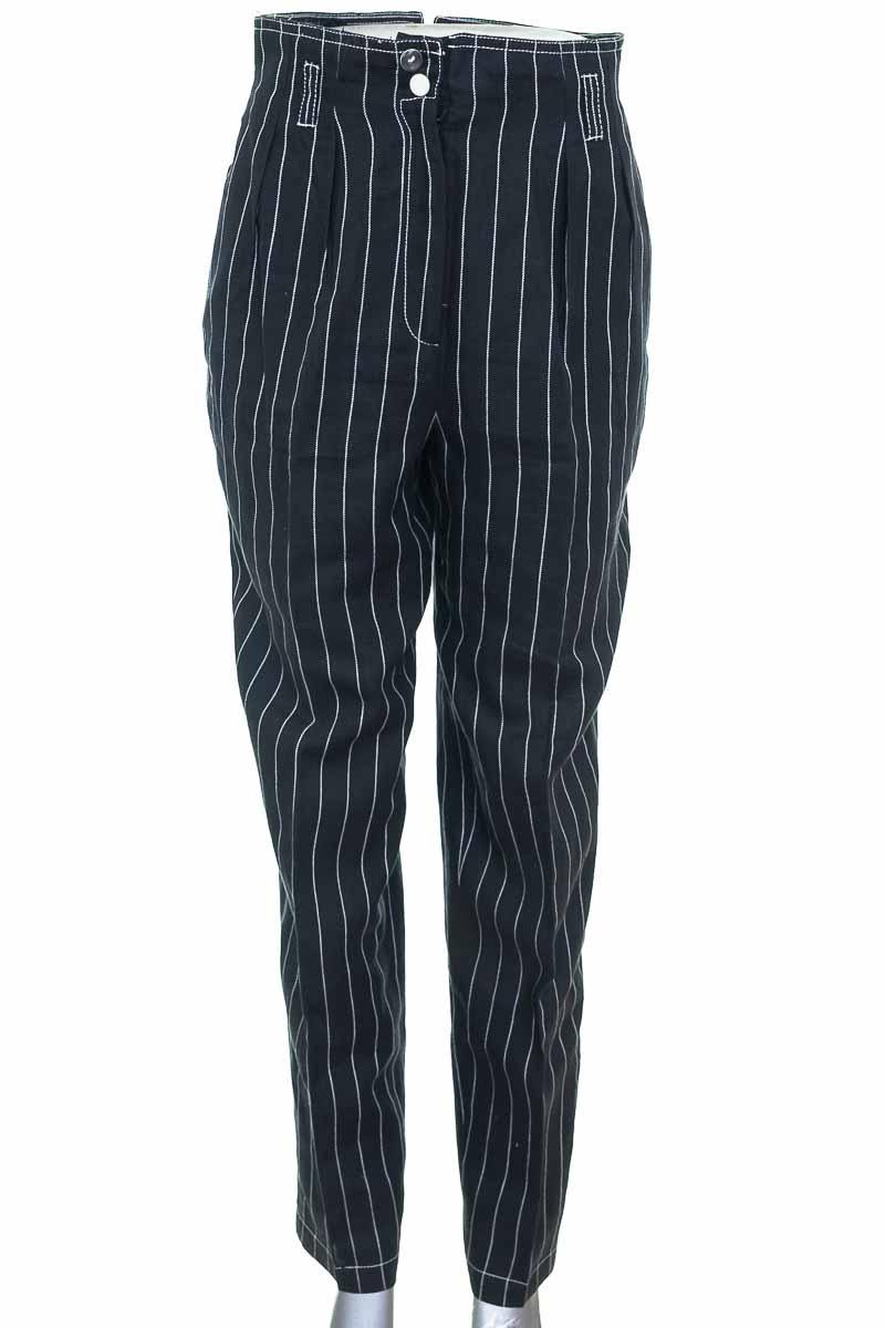 Pantalón Casual color Negro - Jessica