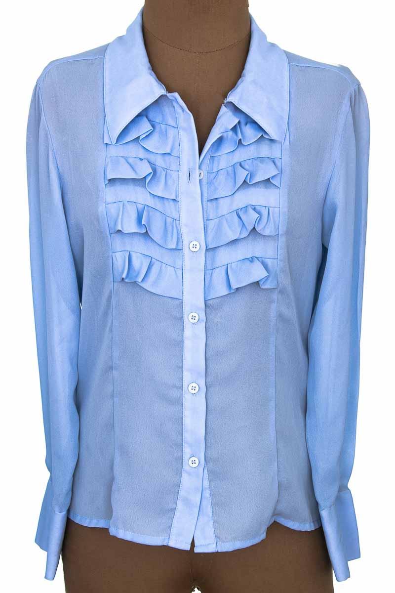 Blusa color Azul - Primizia