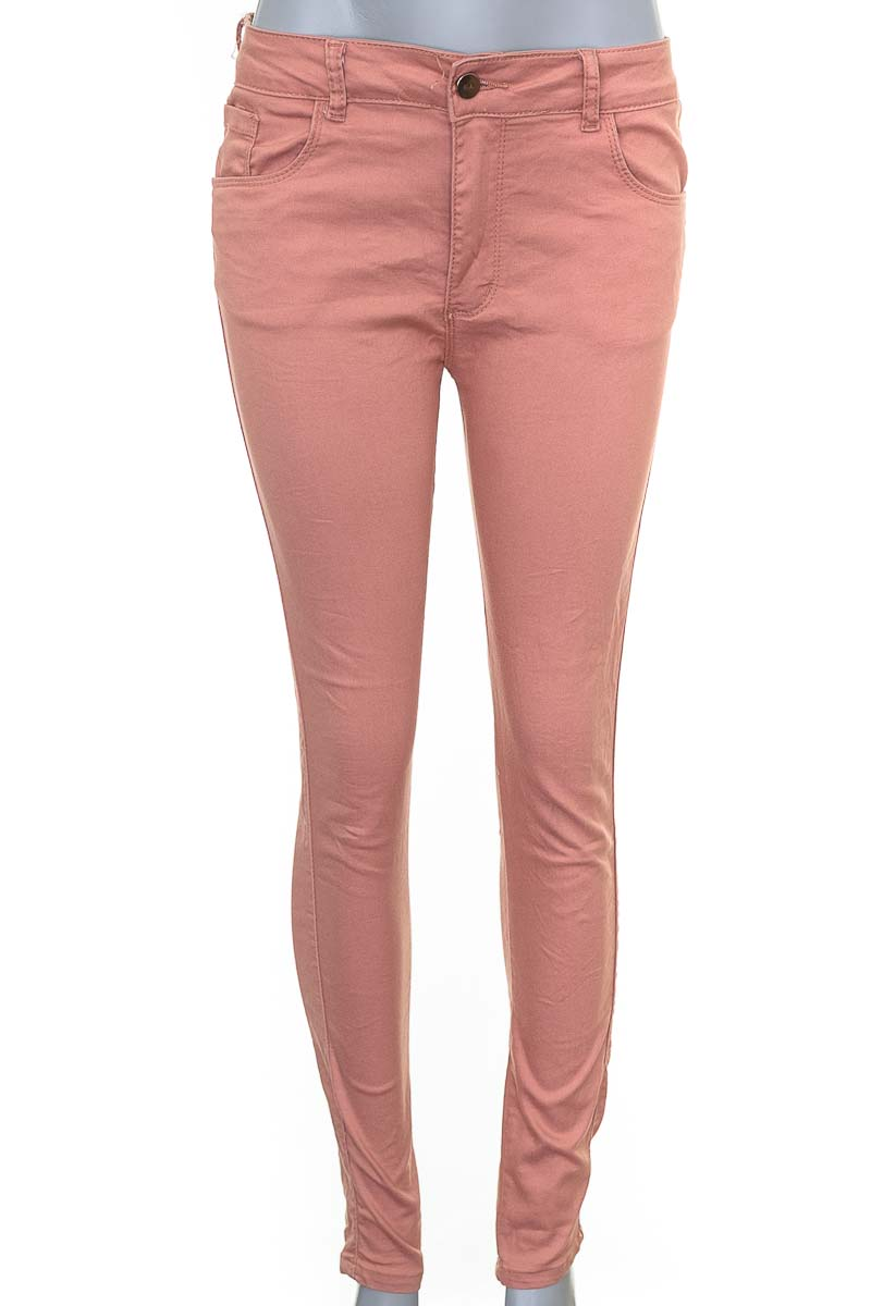 Pantalón Casual color Rosado - ELA