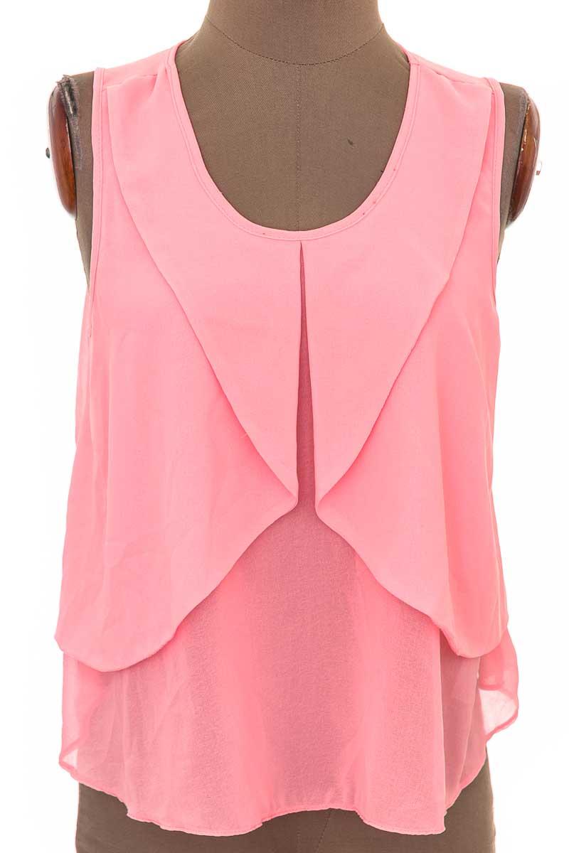 Blusa Casual color Rosado - Befree