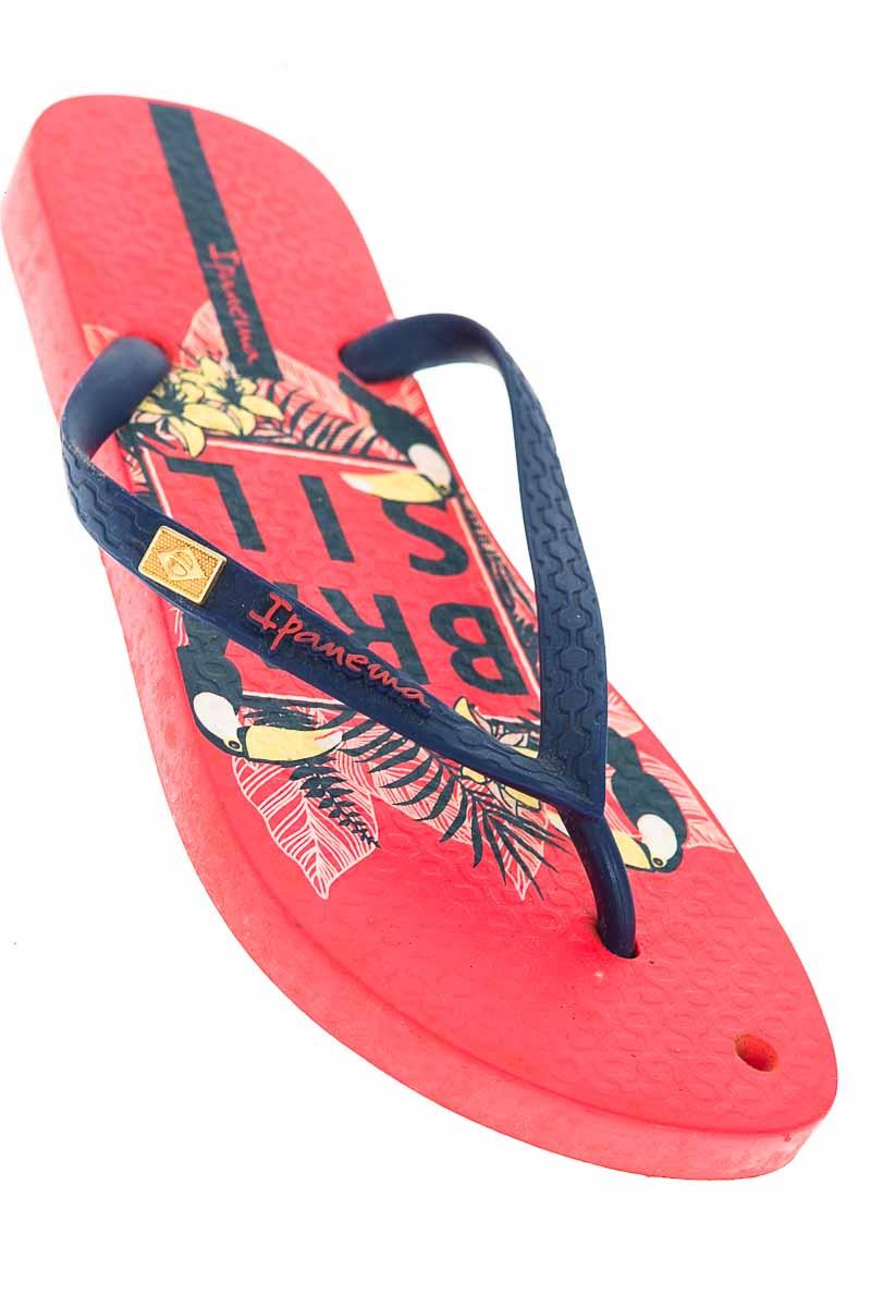 Zapatos Sandalia color Naranja - Ipanema