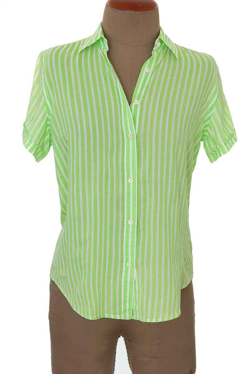 Blusa color Verde - Polo Ralph Lauren