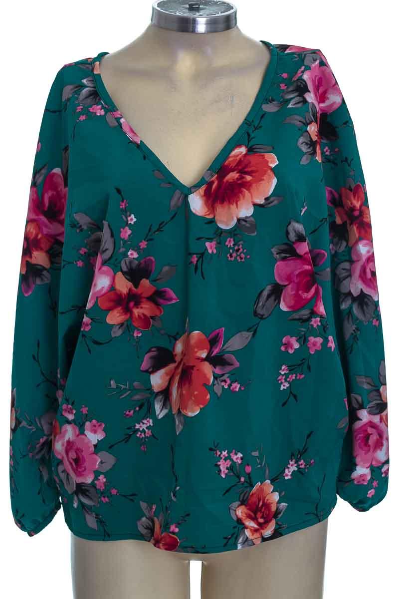 Blusa color Verde - Closeando