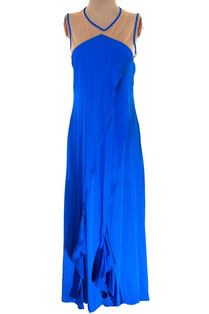 Vestido / Enterizo Fiesta color Azul - Hossh