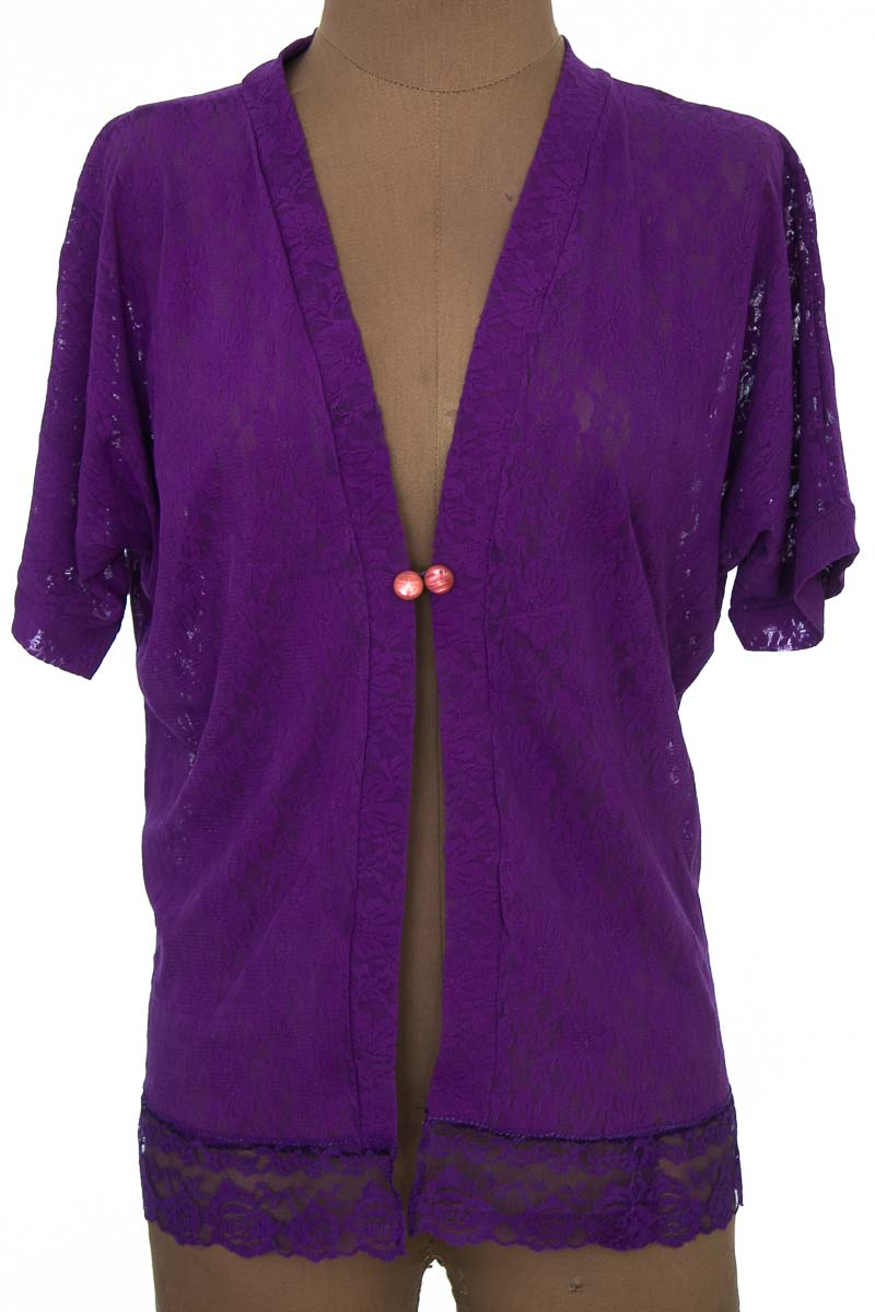 Blusa color Morado - Closeando