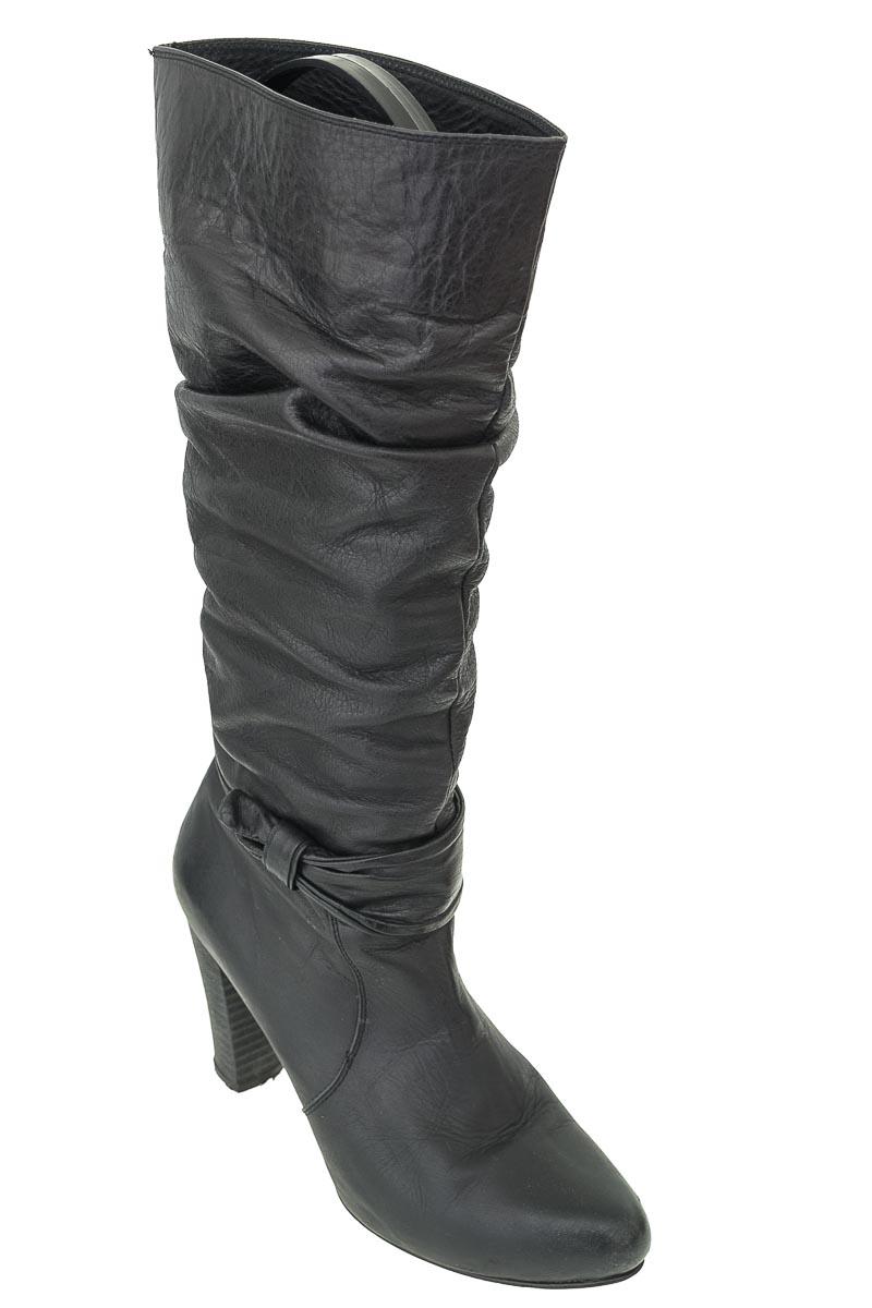 Zapatos Bota color Negro - Primizia