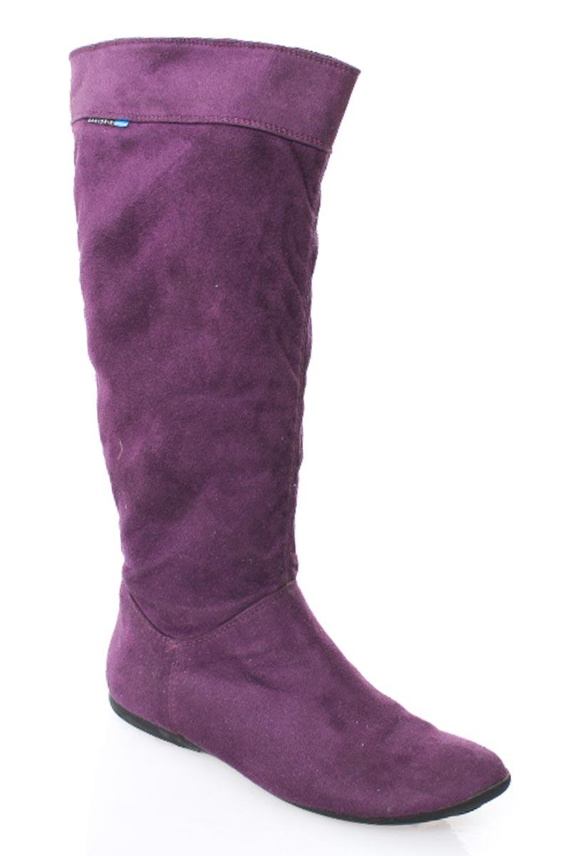 Zapatos Bota color Morado - Santorini