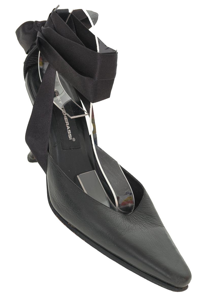 Zapatos Baleta color Negro - Vicky Tcherassi