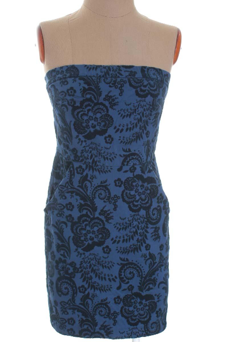 Vestido / Enterizo Fiesta color Azul - The Color Wear