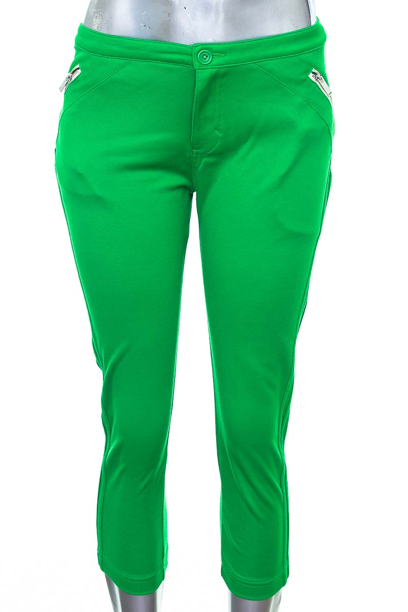 Pantalón Casual color Verde - Adidas