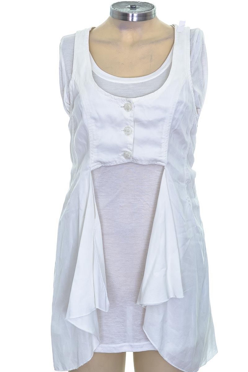 Blusa color Blanco - Mororeno