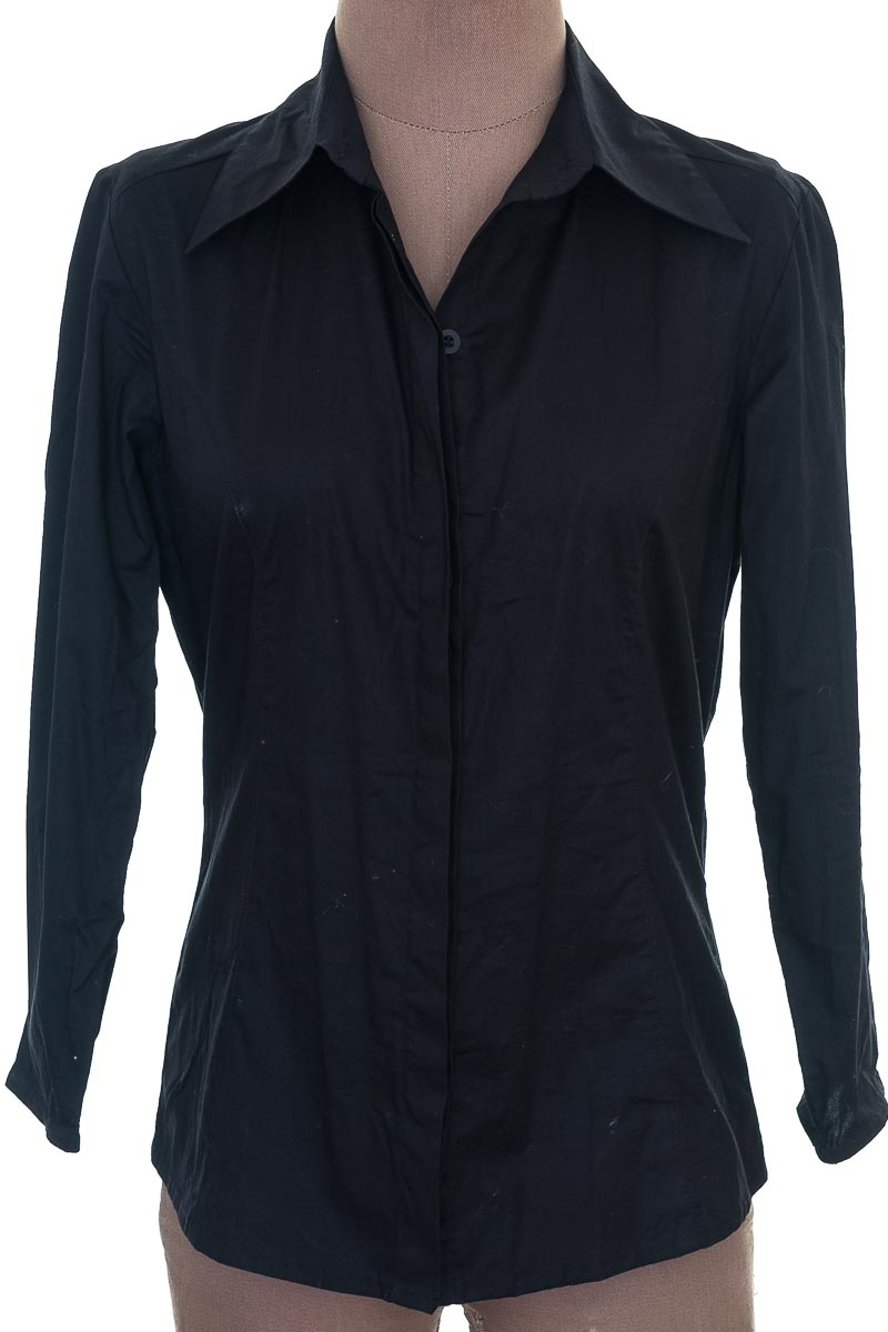 Blusa Formal color Negro - Adrissa