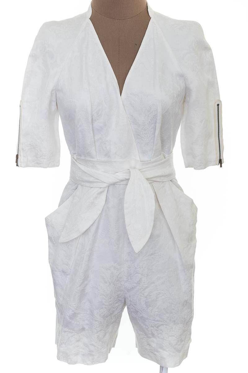 Vestido / Enterizo Enterizo color Blanco - Stella Mccartney