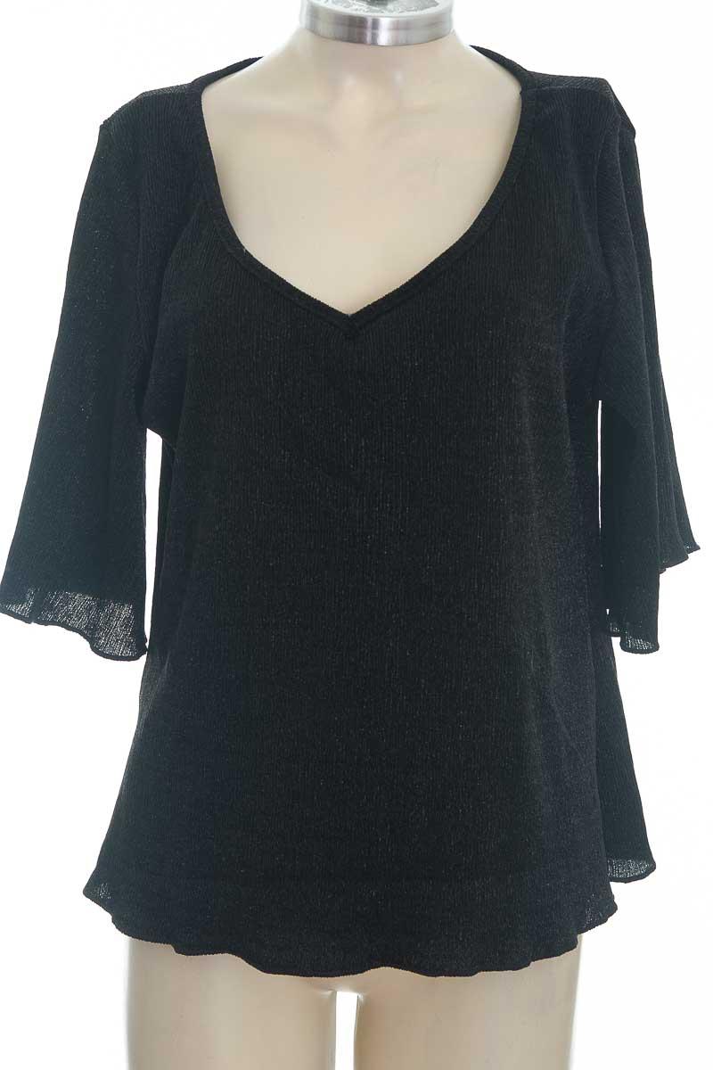 Blusa color Negro - Pacífika