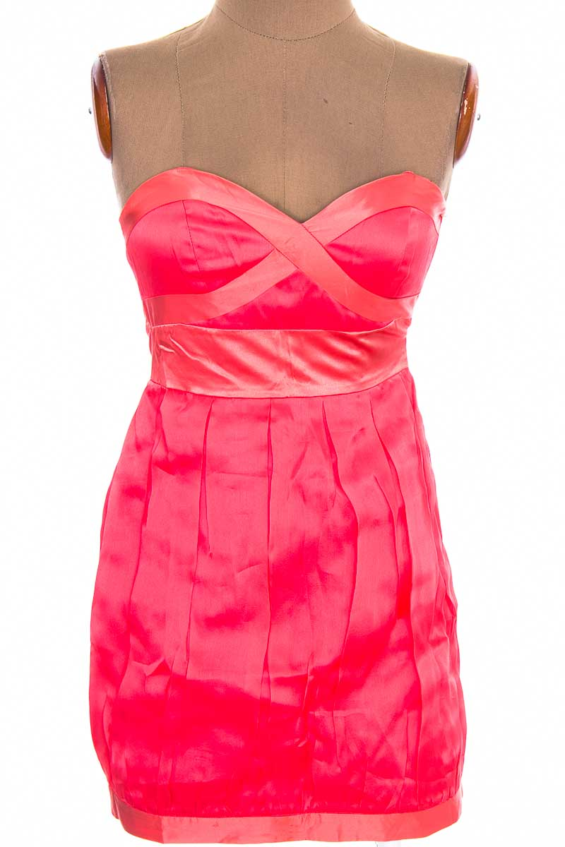 Vestido / Enterizo Fiesta color Rosado - Laundry by  Shelli Segal