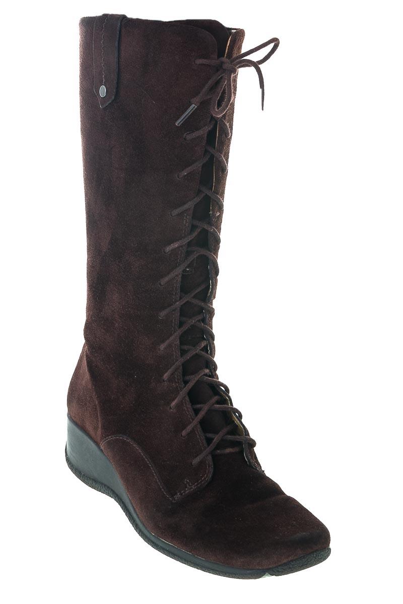 Zapatos Bota color Café - Clarks