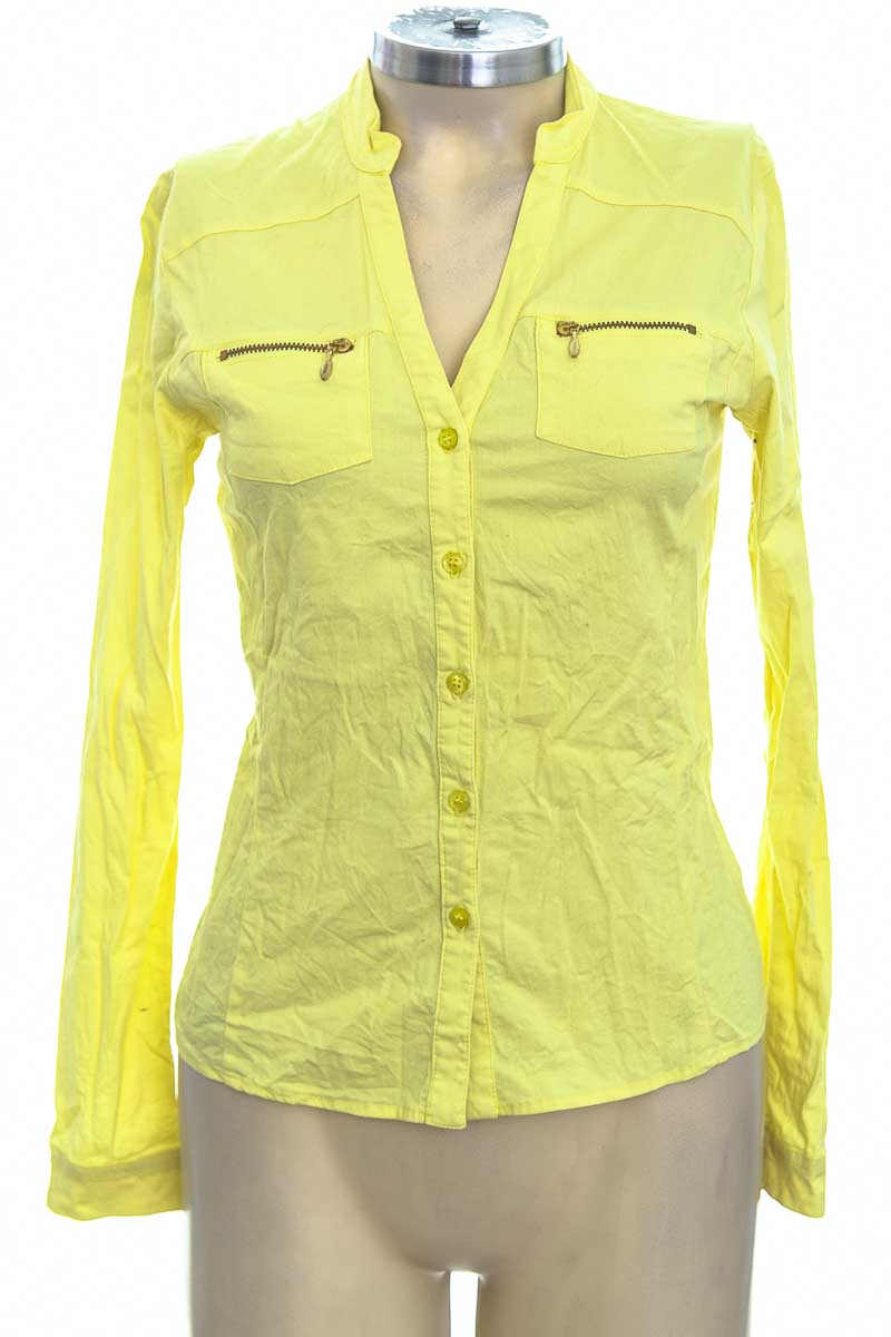 Blusa color Amarillo - Coco