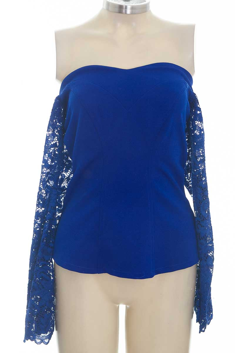 Blusa color Azul - Linger'my
