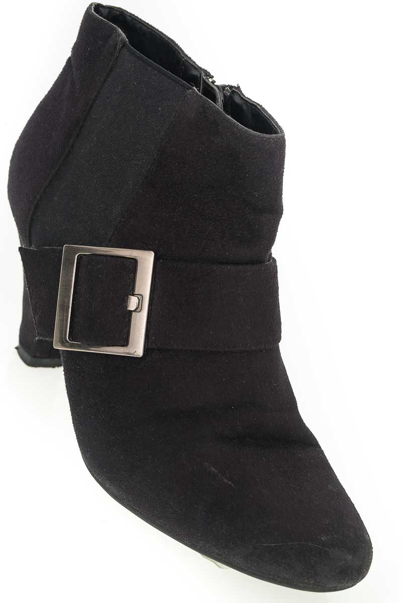 Zapatos Botín color Negro - Comfort Plus